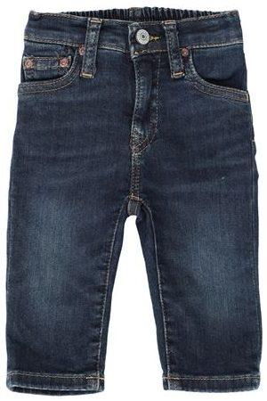 RALPH LAUREN Baby Trousers - DENIM - Denim trousers
