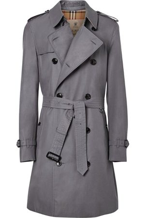 Burberry Men Trench Coats - The Mid-Length Chelsea Heritage Trench Coat