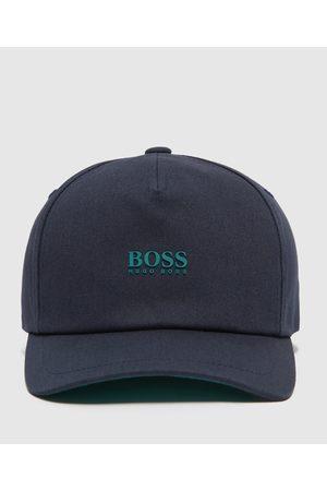 HUGO BOSS Men's Fresco Central Logo Cap