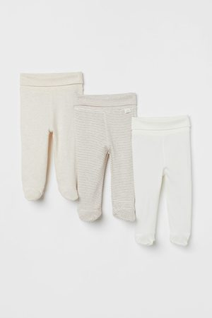 H & M 3-pack trousers