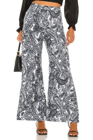 FAITHFULL THE BRAND Women Trousers - Sibyl Pants in . Size XS, S, M.