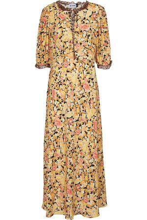 RIXO London Women Maxi Dresses - Hanna printed maxi dress