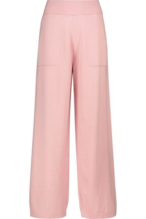 Barrie Cashmere elasticated pants