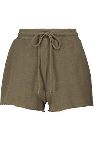 Lanston Porter cotton-blend shorts