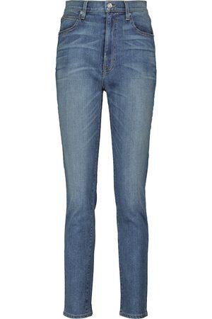 SLVRLAKE Women High Waisted - Beatnik high-rise slim jeans
