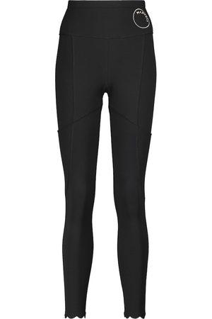 Marysia Women Stretch Trousers - Naomi high-rise stretch-jersey leggings