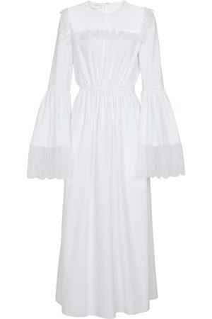 Giambattista Valli Cotton maxi dress