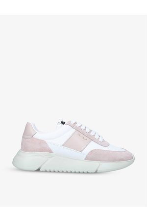 Axel Arigato Genesis Vintage Runner recycled-nylon and leather trainers