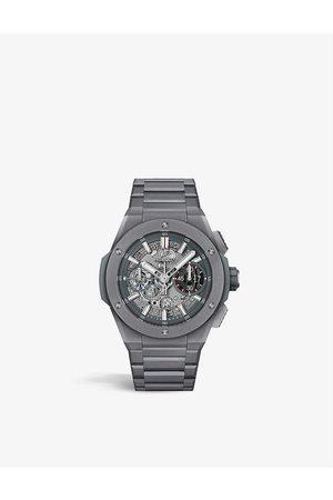 Hublot Men Watches - 451.FX.6923.FX Big Bang Integral ceramic automatic watch
