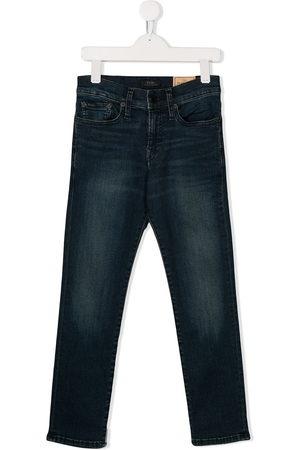 Ralph Lauren Straight leg denim jeans
