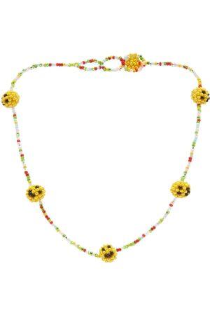 Pura Utz Beaded Necklace