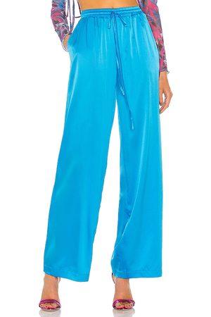 KIM SHUI Silk Pants in . Size XS, S, M.