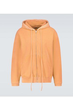 ERL Zipped hooded sweatshirt