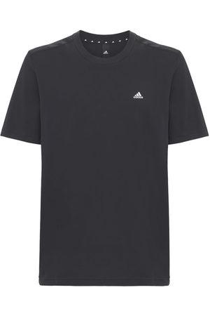 adidas Men T-shirts - Future Icon Cotton Blend T-shirt