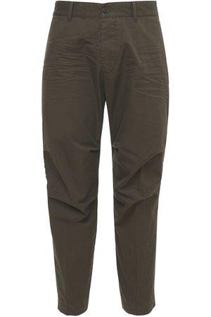 Dsquared2 Men Trousers - Skipper Cotton Chino Pants