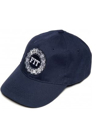Es FIT Cotton Cap - Navy One Size