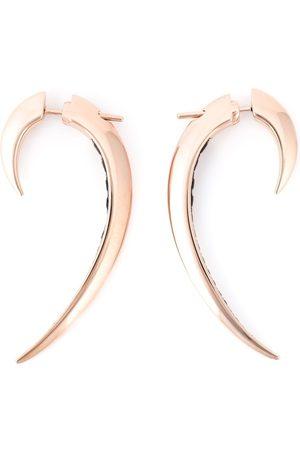 SHAUN LEANE Women Earrings - Hook spinel earrings - Metallic