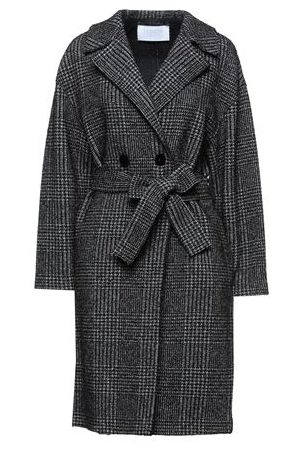 Harris Wharf London Women Coats - COATS & JACKETS - Coats