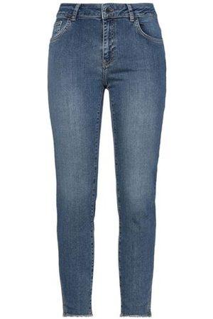 EMME by MARELLA Women Trousers - DENIM - Denim trousers