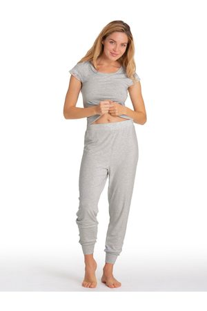 Dorina Misty Modal Lace Trim Pyjama Set