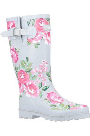 Cotswold Blossom Wellington Boots