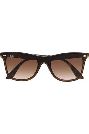 Ray-Ban Wayfarer tortoiseshell sunglasses