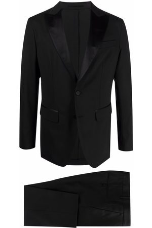 Dsquared2 Men Suits - Single-breasted virgin wool-blend suit
