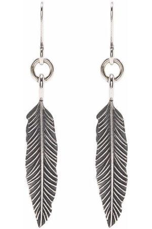 EMANUELE BICOCCHI Feather earrings