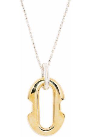 Parts of Four Deco-link necklace