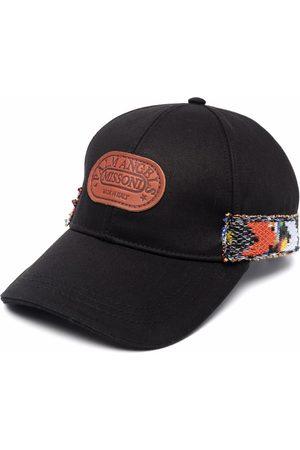 Palm Angels Hats - X Missoni logo-patch baseball cap