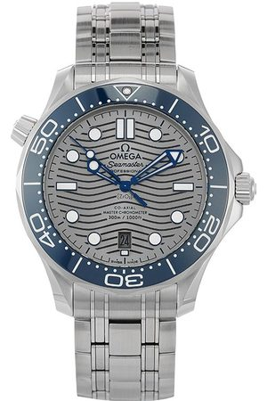 Omega 2021 unworn Seamaster Diver 300M Co-Axial Chronometer 42mm