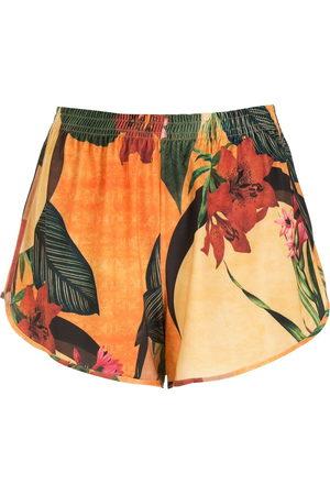 Lygia & Nanny Women Shorts - Lee floral-print shorts