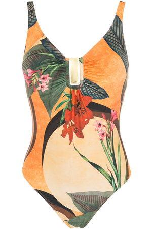 Lygia & Nanny Women Swimsuits - Mirassol floral-print swimsuit