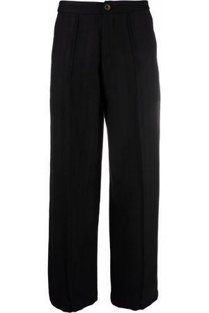 SOCIÉTÉ ANONYME Wide-leg flared trousers