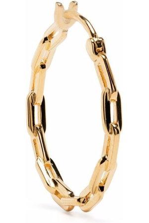Maria Black Women Earrings - Gemma 18 -plated single hoop earring
