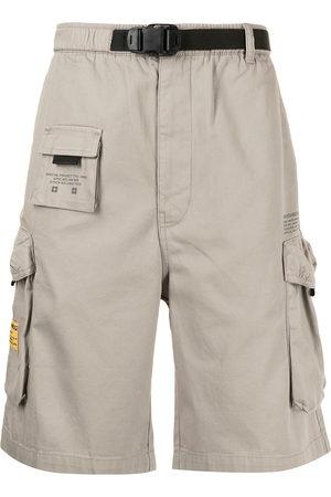Izzue X Neighborhood belt-waist cargo shorts