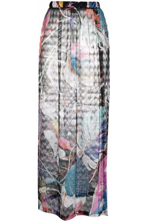 Missoni Women Beach Dresses - Abstract-pattern beach cover-up