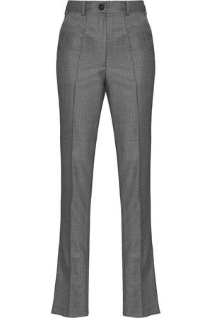 MATÉRIEL by Aleksandre Akhalkatsishvili Side split tailored trousers