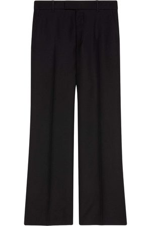 Gucci Tailored straight-leg trousers