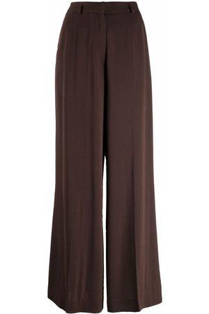 PETAR PETROV Wide-leg trousers