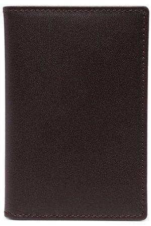 Comme Des Garçons Wallet Smooth bi-fold wallet
