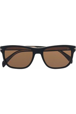 DB EYEWEAR BY DAVID BECKHAM Men Sunglasses - Tinted square-frame sunglasses