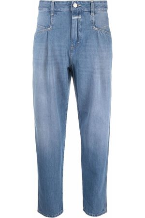Closed Women Tapered - High rise tapered jeans
