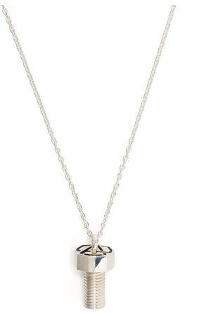 AMBUSH Bolt pendant necklace