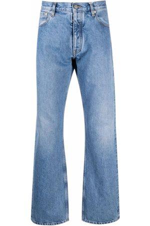 Maison Margiela Men Bootcut - Mid rise bootcut jeans