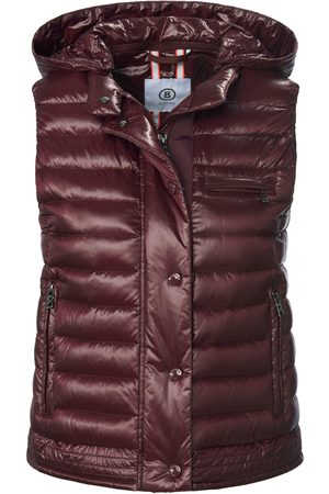 Bogner Quilted down waistcoat size: 10