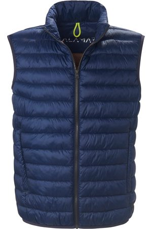 CALAMAR Quilted waistcoat size: 38