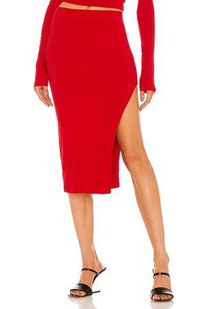 Cotton Citizen X REVOLVE Melbourne Midi Skirt in . Size XS, S, M.