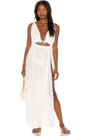 Tularosa Fia Maxi Dress in . Size XXS, XS, S, M, XL.