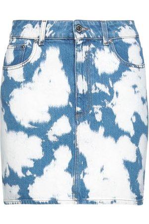 BURBERRY DENIM - Denim skirts